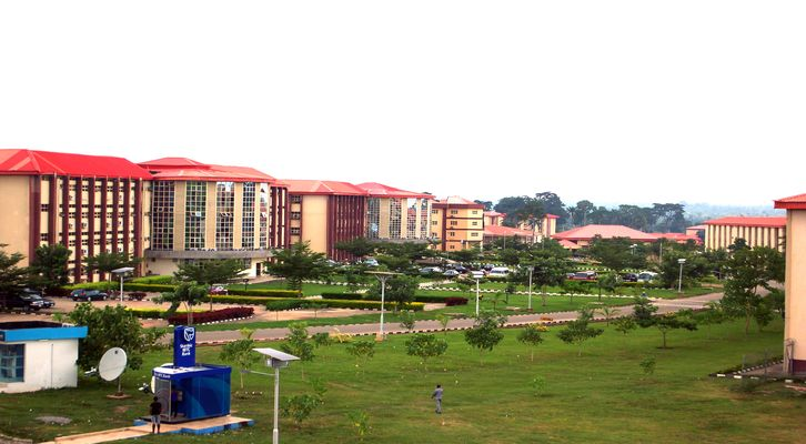 WELCOME TO AFE BABALOLA UNIVERSITY